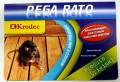 Ratoeira Adesiva Pega Rato c/ 5 unid