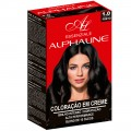 Alpha Line - Essenziale - Coloração em Creme - Para Brilho Intenso, Hidratação e Alta Performance - 1.0 Preto