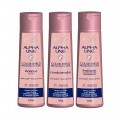 Alpha Line - Kit com 3 Produtos - Shampoo + Condicionador + Finalizador - Linha Color Shield Proteção da Cor