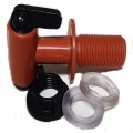 Torneira  filtro de virar para filtro barro e suqueira com 12 unidadse