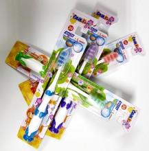 Escova Dente Infantil c/ 12 unid