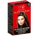 Alpha Line - Essenziale - Coloração em Creme - Para Brilho Intenso, Hidratação e Alta Performance - 5.0 Castanho Claro